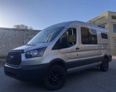2018 Ford Transit Camper Van Conversion