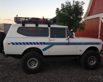 1980 International Harvester Scout