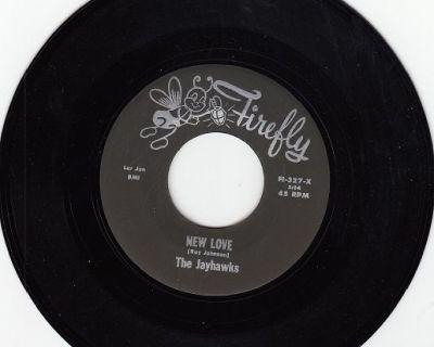 JAYHAWKS ~ New Love*Mint-45 !
