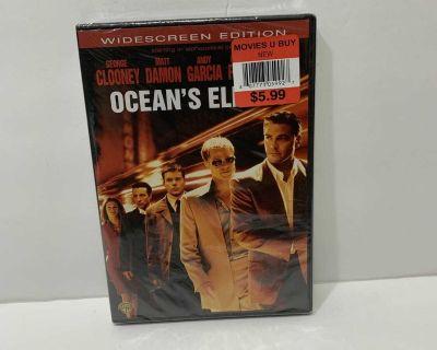 Ocean eleven dvd