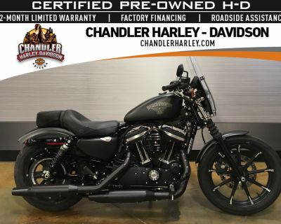 Certified Pre-Owned 2018 Harley-Davidson Iron 883 Sportster XL883N