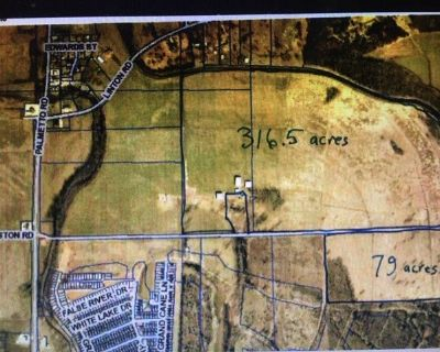 316 Acres Flat, Clear, and Dry in North Bossier