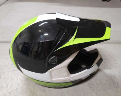 Thor Motorcycle Helmet With Goggles Size S
