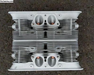 Porsche 356 SC Cylinder Heads Bare Very Rare