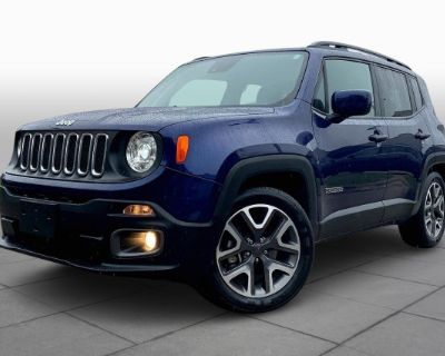 Jeep Renegade Front Wheel Drive Sport Utility