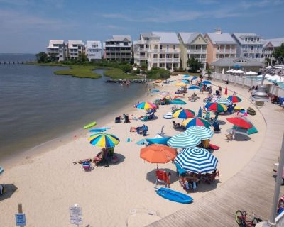 OC Townhouse in Sunset Island- FREE Linens & Towels,Paddle Boards for guest use! - Sunset Island