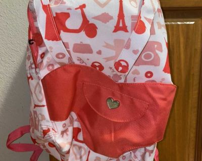 Our Generation doll backpack