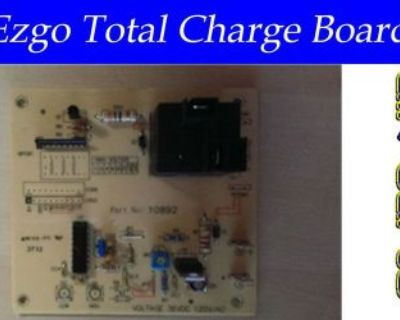 Ezgo Total Charge Golf Cart Charger Board   Total Charge 2   3   4   28668-g01