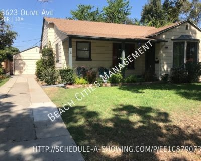 Charming 2 Bedroom House in Bixby Knolls Coming Soon!