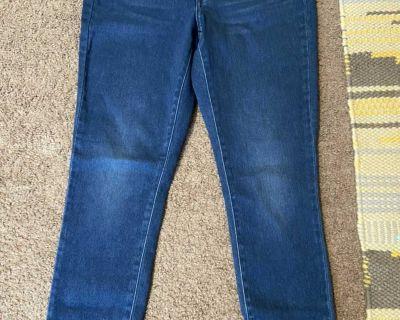 Old navy winterthread jeans.
