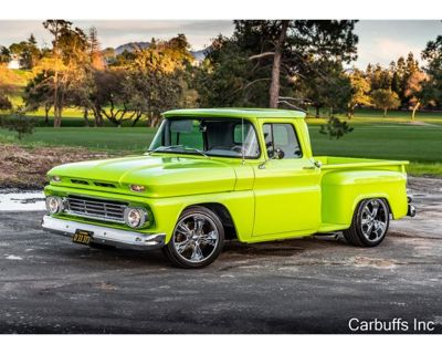 1962 Chevrolet C/K 10