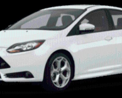 2013 Ford Focus ST Hatchback