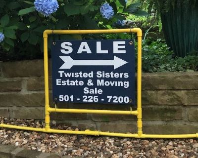 Twisted Sisters Estate and Moving Sales