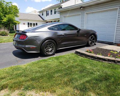 2016 Mustang GT/CS Twin turbo