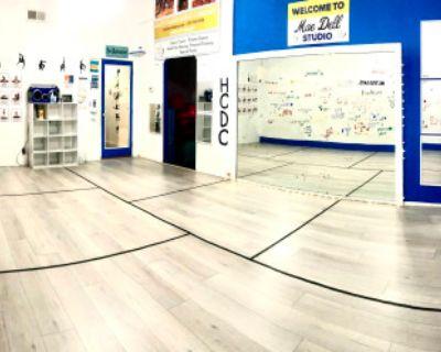 Multi Purpose Dance Studio in Downtown San Pedro, San Pedro, CA