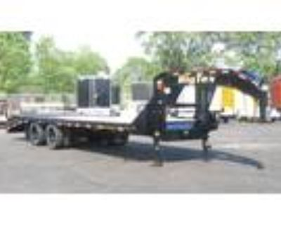 2022 Big Tex 8.5x20+5 Gooseneck Trailer - 23.9K GVWR