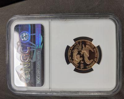 1/4 oz Gold Coin