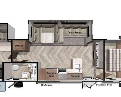 2021 Forest River Rv Wildwood 32BHDS