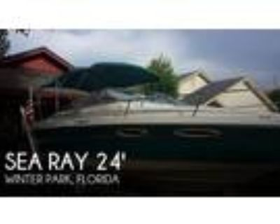 23 foot Sea Ray 23