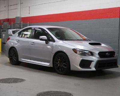 Pre-Owned 2019 Subaru WRX STI