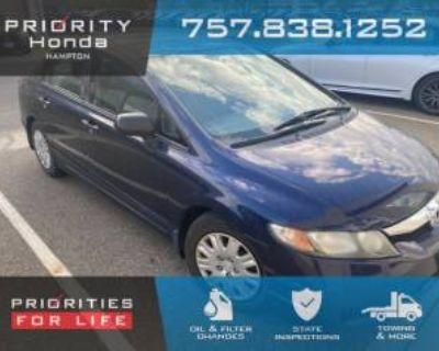 2010 Honda Civic DX with Value Package Sedan Automatic