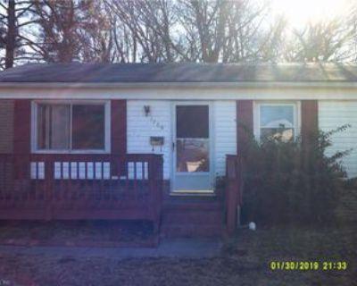 1786 Newton Rd, Hampton, VA 23663 3 Bedroom House