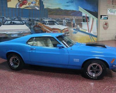 1970 Ford Mustang Boss 429 Boss 429