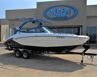 2018 Yamaha Boats 242X E-Series
