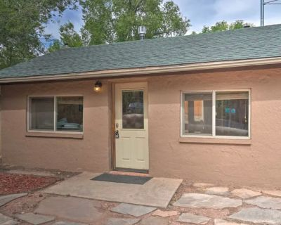 Garden of the Gods cottage - West Colorado Springs
