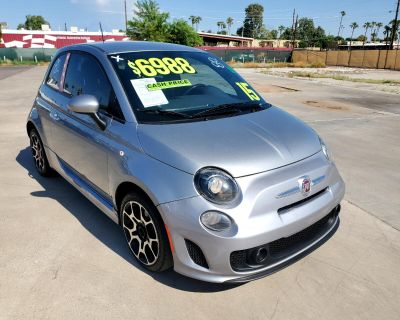 Used 2015 Fiat 500 2dr HB Turbo