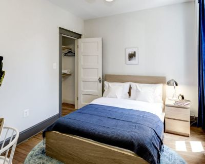 Private room with shared bathroom - Washington , DC 20002