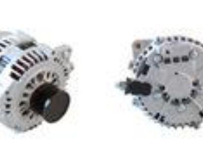Tyc 2-11163 Alternator New With Lifetime Warranty