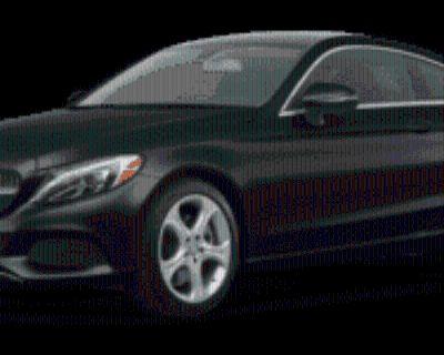 2018 Mercedes-Benz C-Class C 43 AMG