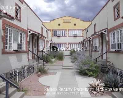 $100 Move In Special! Welcome to Alhambra Court! Studio, 1 Bath Available Now!