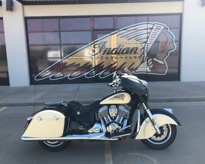 2019 Indian Chieftain Classic ABS Cruiser Norman, OK