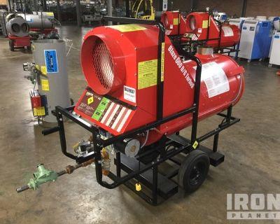 Campo Equipment Co. Blaze 600 D/G Turbo II Space Heater