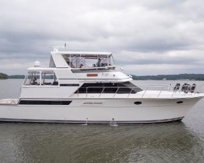 1991 Californian 52 Cockpit Motor Yacht