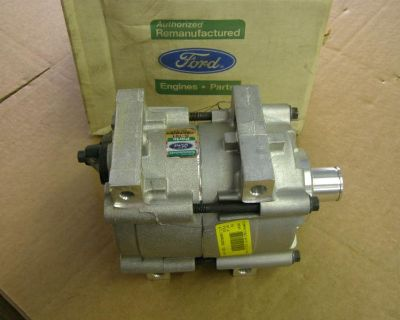 Nos Oem Ford Reman.1993 Mustang Ac Compressor Air Conditioning