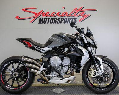 2015 MV Agusta Brutale 800 Dragster Sport Sacramento, CA