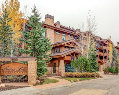 Exclusive ski-in/ski-out condo in Silver Lake Deer Valley! 5 Star! Lmtd Avail - Park City