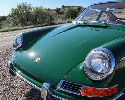 1966 Porsche 911 Coupe! Call For Price! Regional Winner of 2021 Classic Porsche Resto