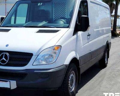 2012 Mercedes-Benz Sprinter Cargo Van 2500