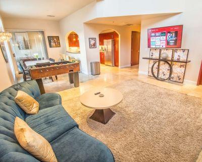 Sanitized & Stunning Luxury 3 Master Bedrooms- Strip/airport - Las Vegas Strip
