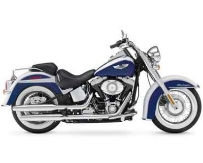 2010 Harley-Davidson Softail Deluxe Cruiser Edinburgh, IN