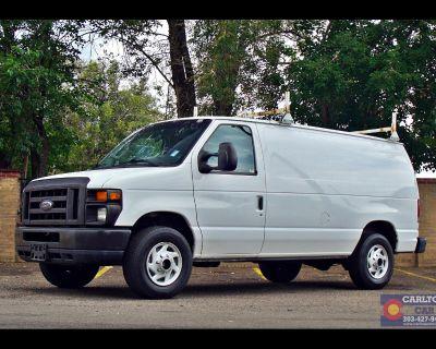 Used 2010 Ford Econoline Cargo Van E-350 Super Duty Recreational