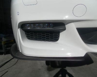 F12 Bmw New 650 Add On Lip