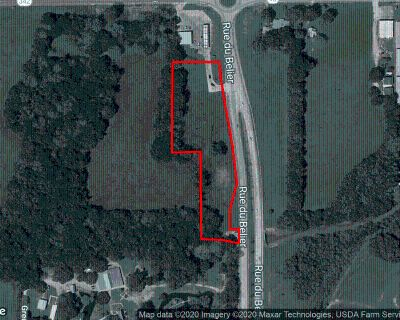 Land with shopping center plans for sale