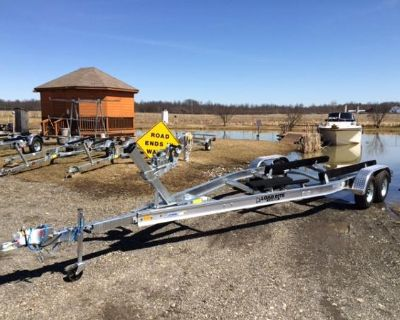 2022 LOAD RITE TRAILERS 5S-AC25T6000102LTB1