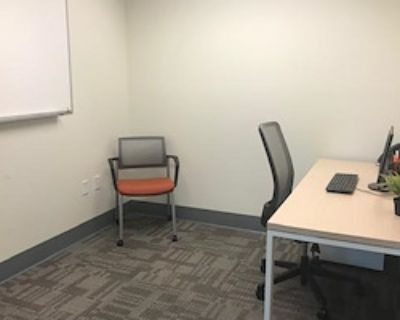 Private Office for 1 at Office Evolution - Longmont