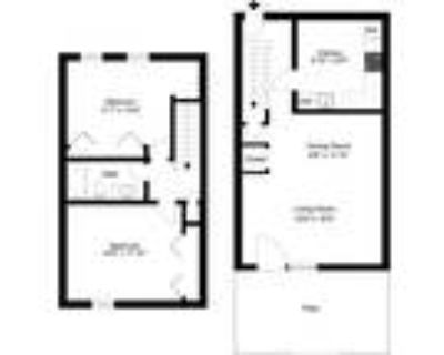 Georgetown Apartments - 2 Bedroom, 1 Bath Townhome